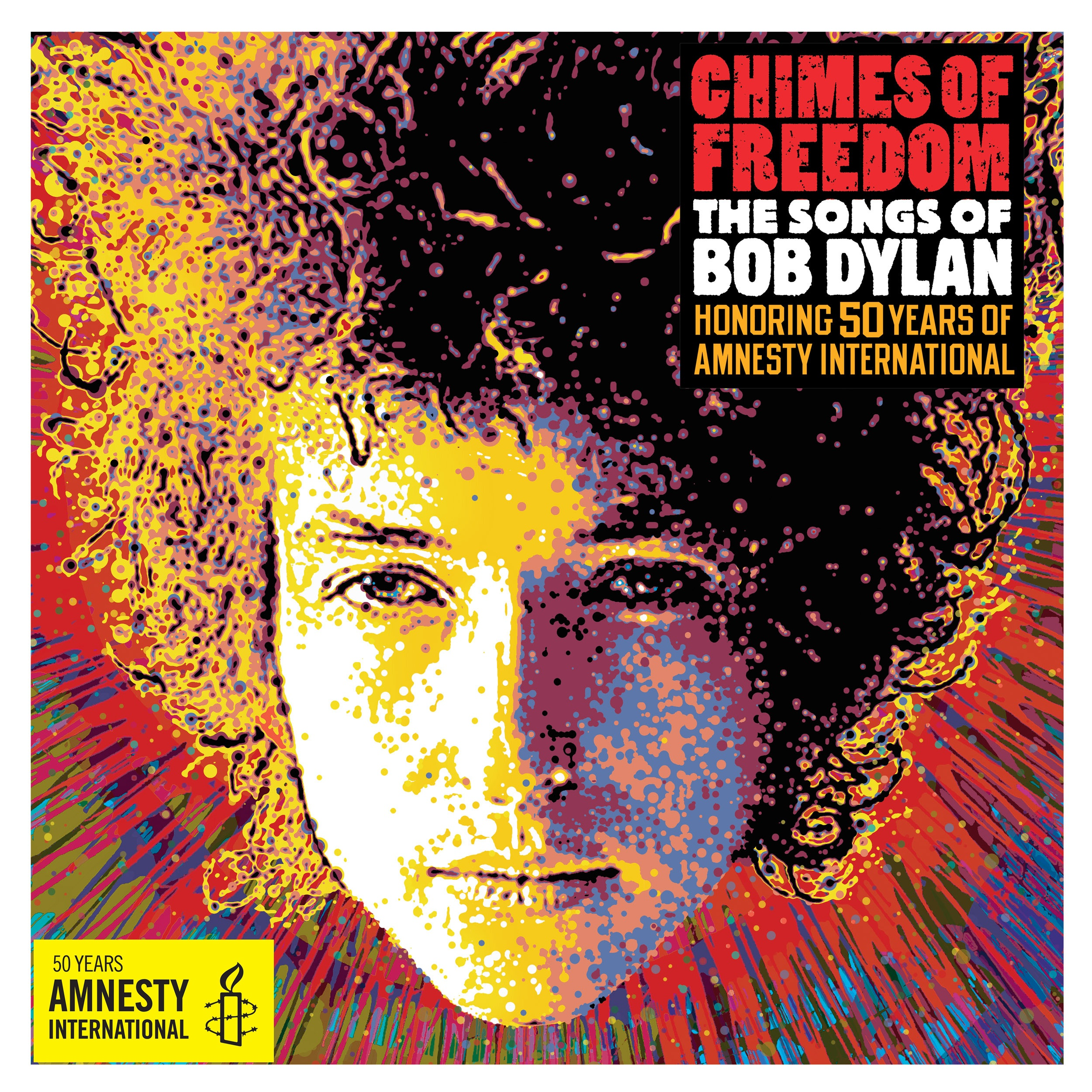 Chimes of freedom: the songs of bob dylan by various artists box.